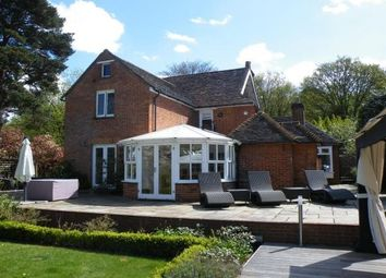 Thumbnail 4 bed property to rent in Cricket Hill Lane, Yateley