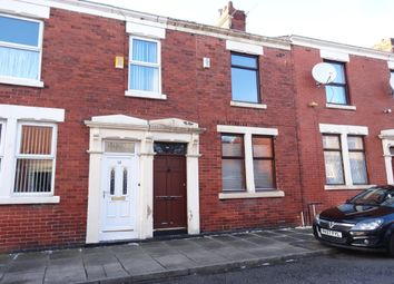 Thumbnail 2 bed terraced house to rent in Waterloo Terrace, Ashton-On-Ribble, Preston