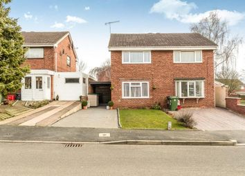 Thumbnail 2 bed semi-detached house for sale in Hicks Close, Warwick, .