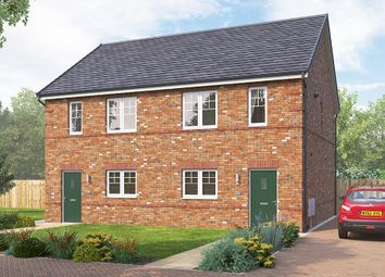 "Thumbnail 3 bed end terrace house for sale in ""The Cambridge"" at Durham Road, Stockton-On-Tees"