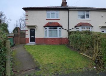 Thumbnail 2 bedroom semi-detached house for sale in Exe Street, Preston, Lancashire