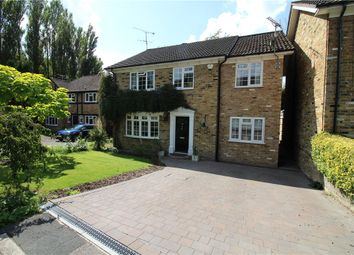 Thumbnail 4 bed detached house for sale in Turpins Rise, Windlesham, Surrey