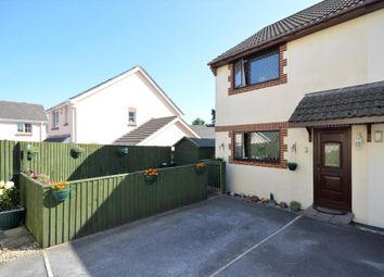 Thumbnail 3 bed semi-detached house for sale in Church House Close, Chudleigh Knighton, Chudleigh, Newton Abbot
