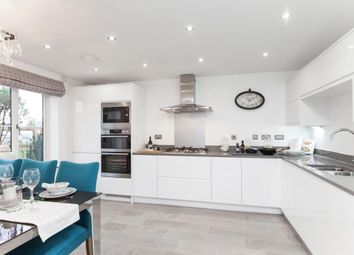 """Thumbnail 4 bed semi-detached house for sale in """"Monkford - Plot 89"""" at Byfield Road, Woodford Halse, Daventry"""