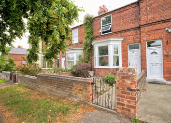 Thumbnail 2 bed terraced house for sale in Moor Lane, Newby, Scarborough