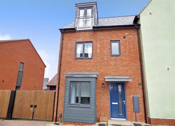Thumbnail 4 bedroom semi-detached house for sale in Newdale Halt, Lawley Village, Telford, Shropshire