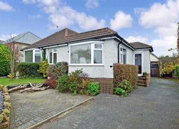 Thumbnail 3 bed detached house for sale in Downsview Avenue, Woodingdean, Brighton, East Sussex