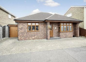 Thumbnail 3 bed bungalow for sale in Rattwick Drive, Canvey Island