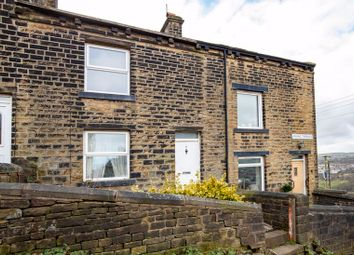 Thumbnail 1 bed terraced house for sale in Spring Terrace, Norland, Sowerby Bridge