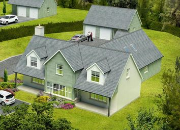 Thumbnail 4 bed detached house for sale in Corsiehill, Hayfield Brae, Gs Brown Construction