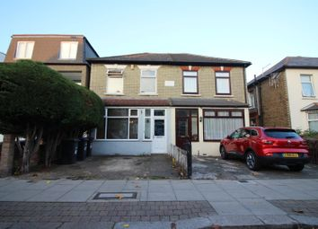 Thumbnail 3 bed semi-detached house for sale in Derby Road, Enfield