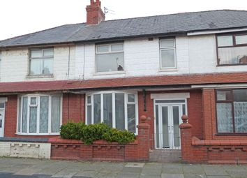 3 bed terraced house for sale in Hudson Road, Blackpool FY1