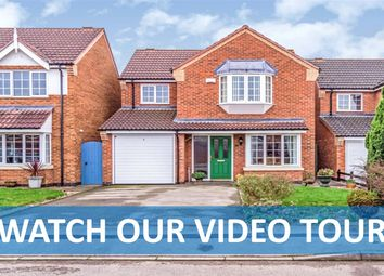 4 bed detached house for sale in Broctone Close, Broughton Astley, Leicester, Leicestershire LE9