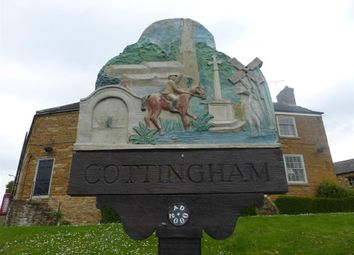Thumbnail 2 bed cottage to rent in Corby Road, Cottingham, Market Harborough