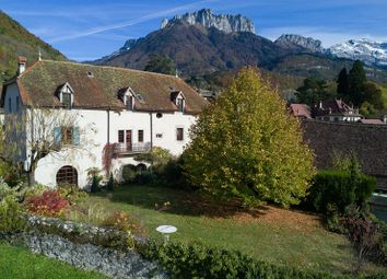 Thumbnail 7 bed villa for sale in Menthon-Saint-Bernard, Menthon-Saint-Bernard, France