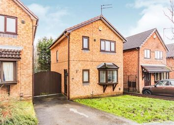 Thumbnail 3 bedroom detached house for sale in Orchard Vale, Edgeley, Stockport, Cheshire