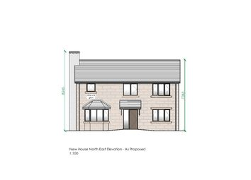 Thumbnail 4 bed detached house for sale in Bright Street, North Wingfield, Chesterfield