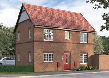 "Thumbnail 3 bed detached house for sale in ""The Seabridge"" at Burton Street, Market Harborough"
