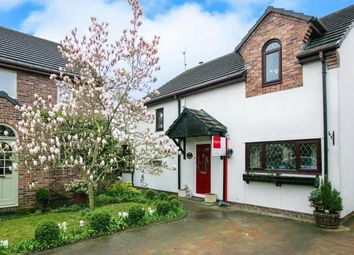 Thumbnail 3 bed link-detached house for sale in The Cottage, Merehaven, Pickmere, Knutsford, Cheshire