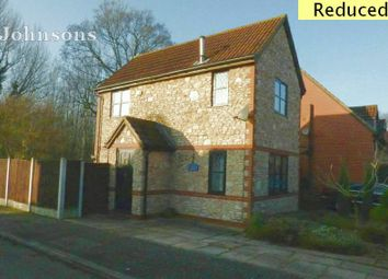 Thumbnail 2 bed link-detached house for sale in South Farm Drive, Skellow, Doncaster.