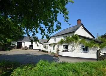 Thumbnail 4 bed detached house for sale in Rackenford, Tiverton