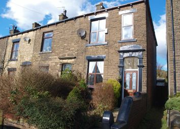 Thumbnail 2 bed end terrace house for sale in 225 Huddersfield Road, Newhey, Rochdale