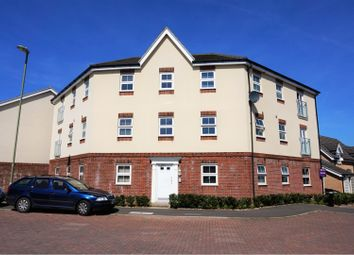 Thumbnail 2 bed flat for sale in White's Way, Hedge End