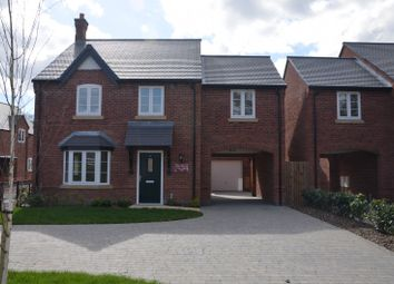 Thumbnail 4 bedroom detached house for sale in Munday Gardens, Whitwick