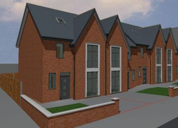 Thumbnail 4 bedroom town house for sale in Weaste Lane, Salford