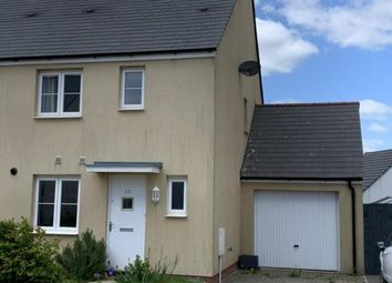 Thumbnail 3 bed semi-detached house for sale in St. Martin, Looe, Cornwall