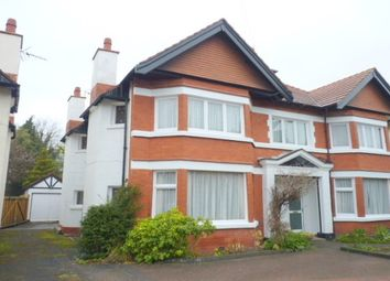 Thumbnail 1 bed flat to rent in Waterpark Road, Birkenhead