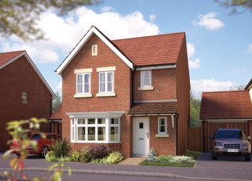 "Thumbnail 3 bedroom detached house for sale in ""The Epsom"" at Mayfield Way, Cranbrook, Exeter"