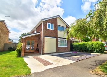 Thumbnail 4 bed detached house for sale in Home Close, Staverton, Daventry