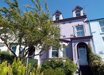 Thumbnail 6 bed end terrace house for sale in North Road, Caernarfon, Gwynedd