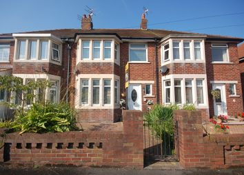 Thumbnail 3 bed terraced house for sale in Knutsford Road, Blackpool