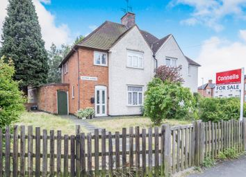 Thumbnail 3 bed semi-detached house for sale in Gooding Avenue, Braunstone, Leicester