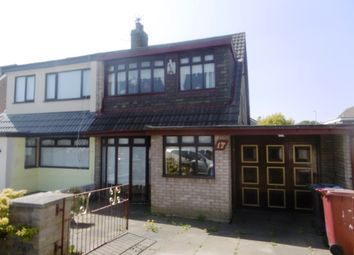 Thumbnail 2 bed semi-detached house for sale in Winifred Road, Liverpool