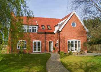 Thumbnail 4 bed detached house for sale in Saxmundham Road, Aldeburgh