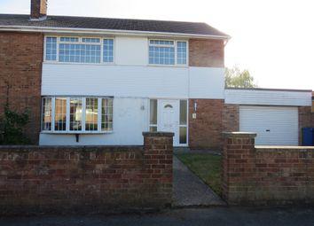 Thumbnail 4 bed semi-detached house for sale in Brierholme Close, Hatfield, Doncaster
