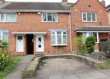 Thumbnail 2 bed terraced house for sale in Rowdale Road, Great Barr, Birmingham