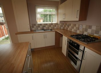 Thumbnail 3 bed terraced house to rent in Cedar Way, Chapeltown, Sheffield