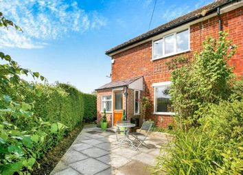 Thumbnail 2 bedroom end terrace house for sale in Swan Grove, Lower Peover, Knutsford, Cheshire