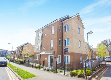 Thumbnail 2 bed flat for sale in Studio Way, Borehamwood