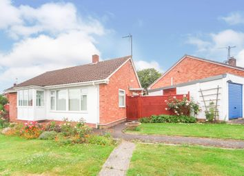 Thumbnail 2 bed detached bungalow for sale in West View, Creech St. Michael, Taunton