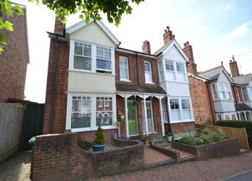 Thumbnail 5 bed semi-detached house for sale in Somerset Road, Tunbridge Wells, Kent