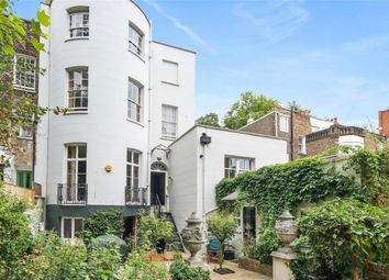 Thumbnail 8 bed end terrace house for sale in Rowley Cottages, Addison Bridge Place, London
