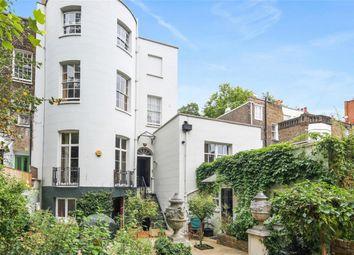 Thumbnail 8 bedroom end terrace house for sale in Rowley Cottages, Addison Bridge Place, London