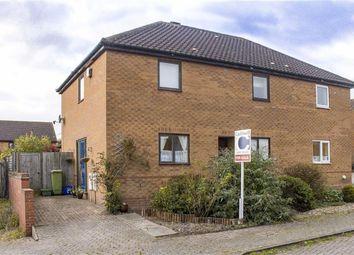 Thumbnail 1 bedroom end terrace house for sale in Barnstaple Court, Furzton, Milton Keynes, Bucks