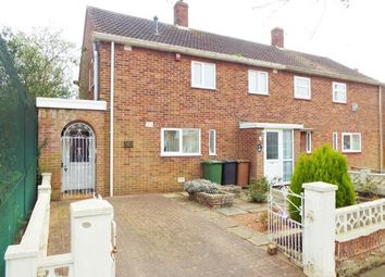 Thumbnail 3 bedroom semi-detached house for sale in Western Avenue, Peterborough, Cambridgeshire