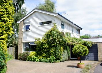 Thumbnail 3 bed detached house for sale in Wensleydale Drive, Camberley